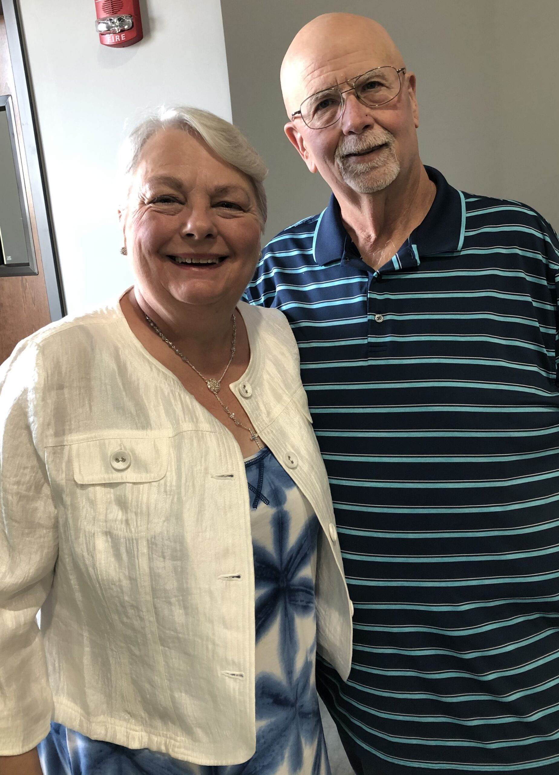 Jim and Malinda Gabbard